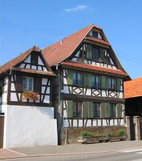 maison a Breuschwickersheim